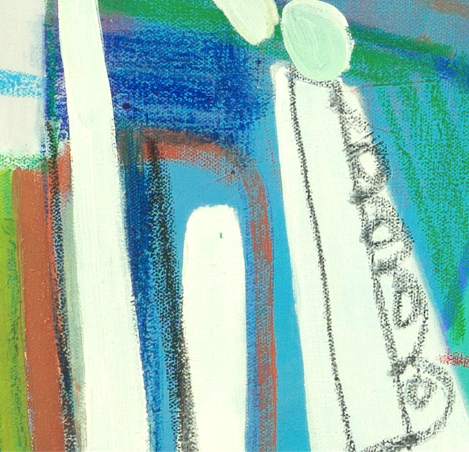 Blow (2017) 35 x 35 inches Caley ODwyer (DETAIL 3) DSC0428