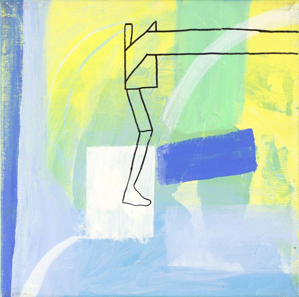 Overhang (2016) 10 x 10 x