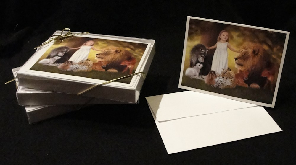 HPK note cards