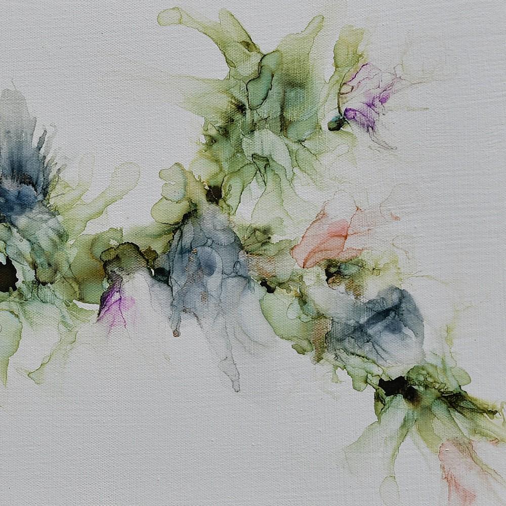 Chloris' Flowers CLOSE UP 3