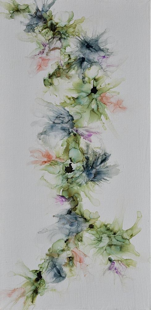 Chloris' Flowers VERTICAL
