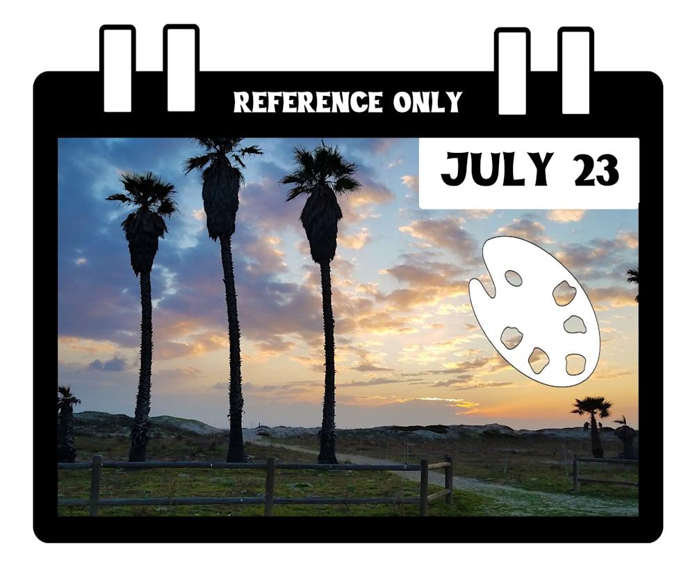 July 23 Ref