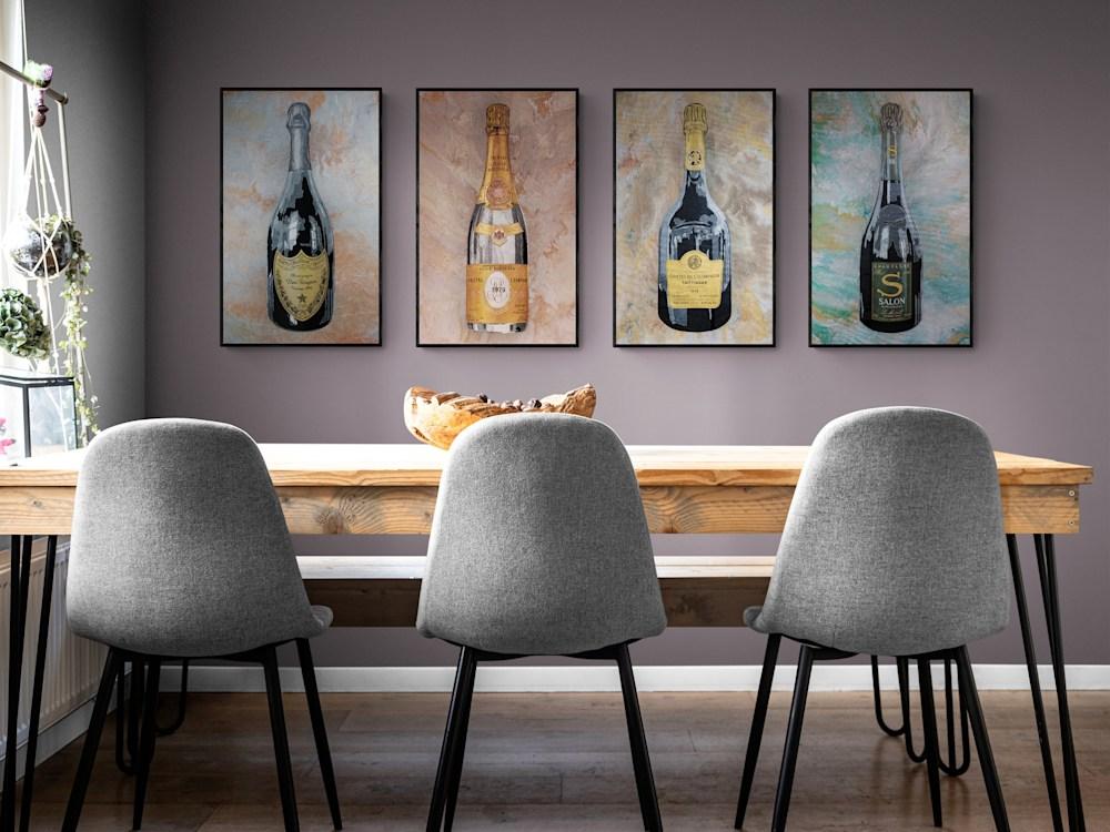 Room render Champagnes