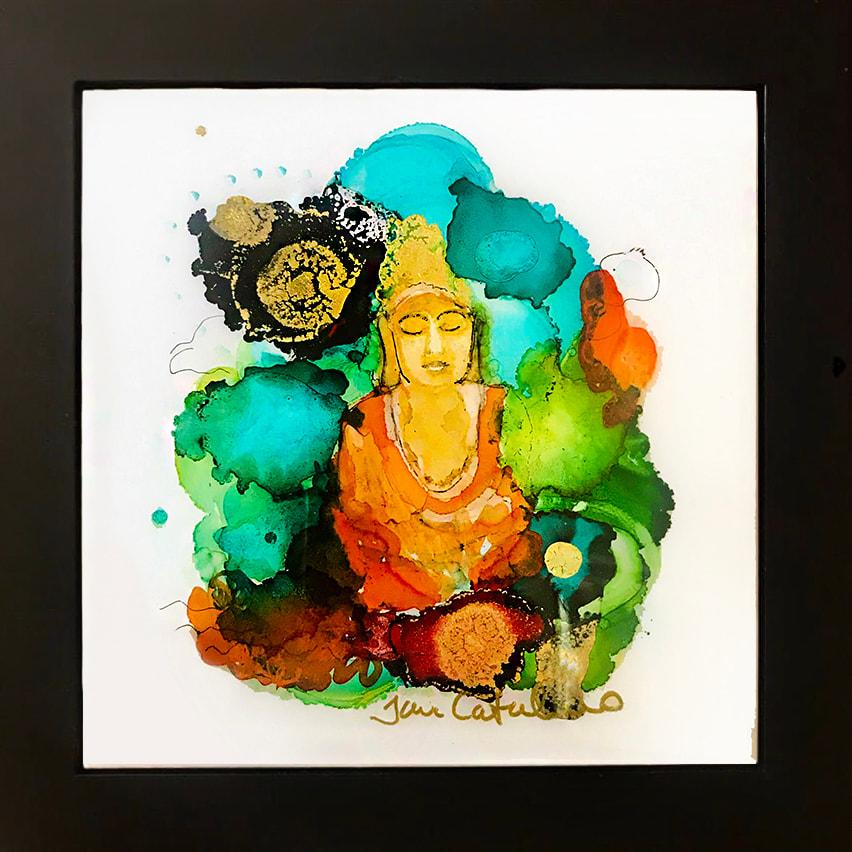 Little Buddha   sold