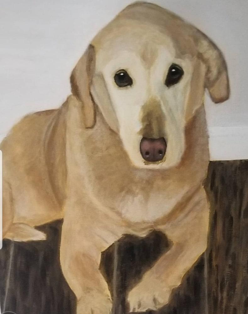 Missy painting