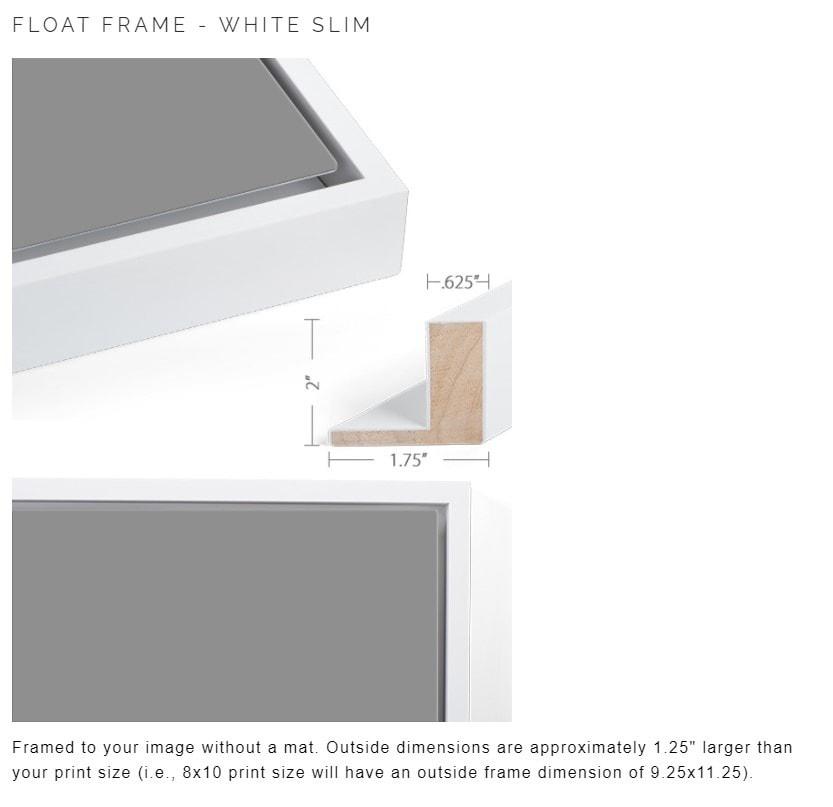 white float
