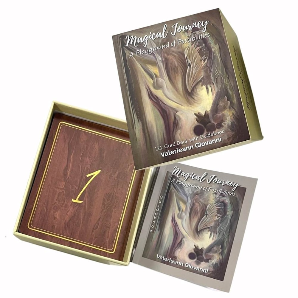 Card Box & Booklet