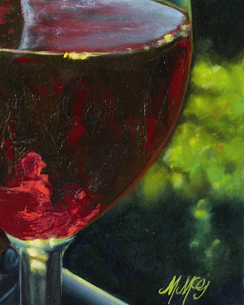 Evening Wine CC 2 Detail 3