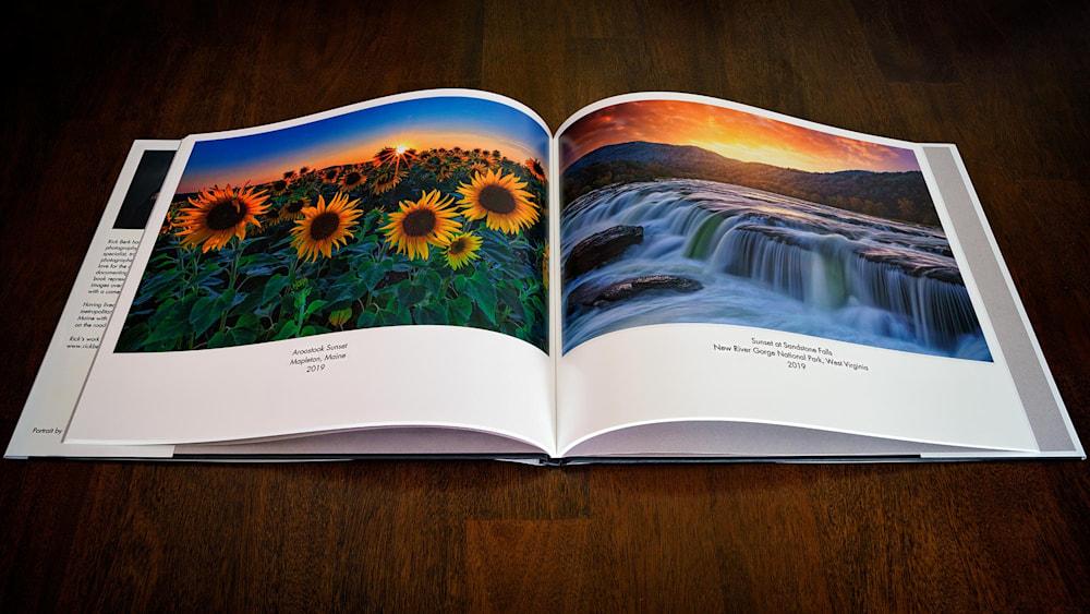 Sunflower Waterfall