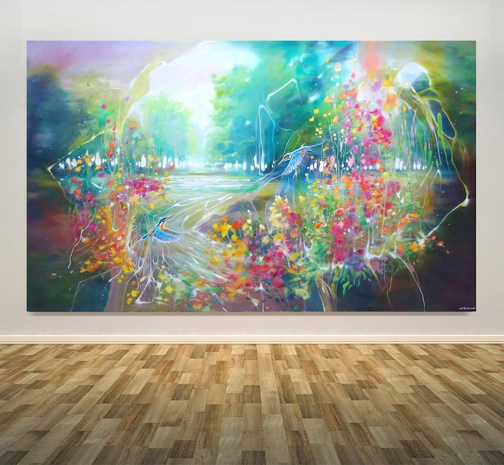 The Enchanted  wall
