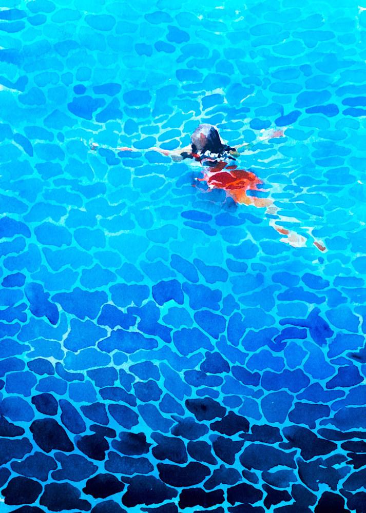 B Swimmer 1
