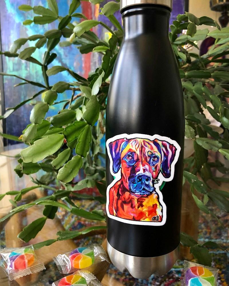 Rhod ridge w bottle