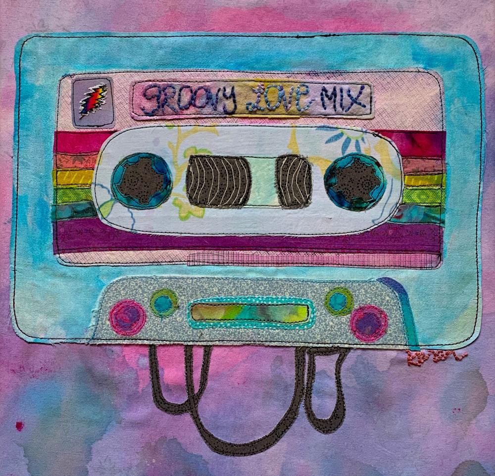 groovy mix tape