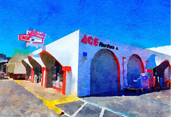 ace hardware small