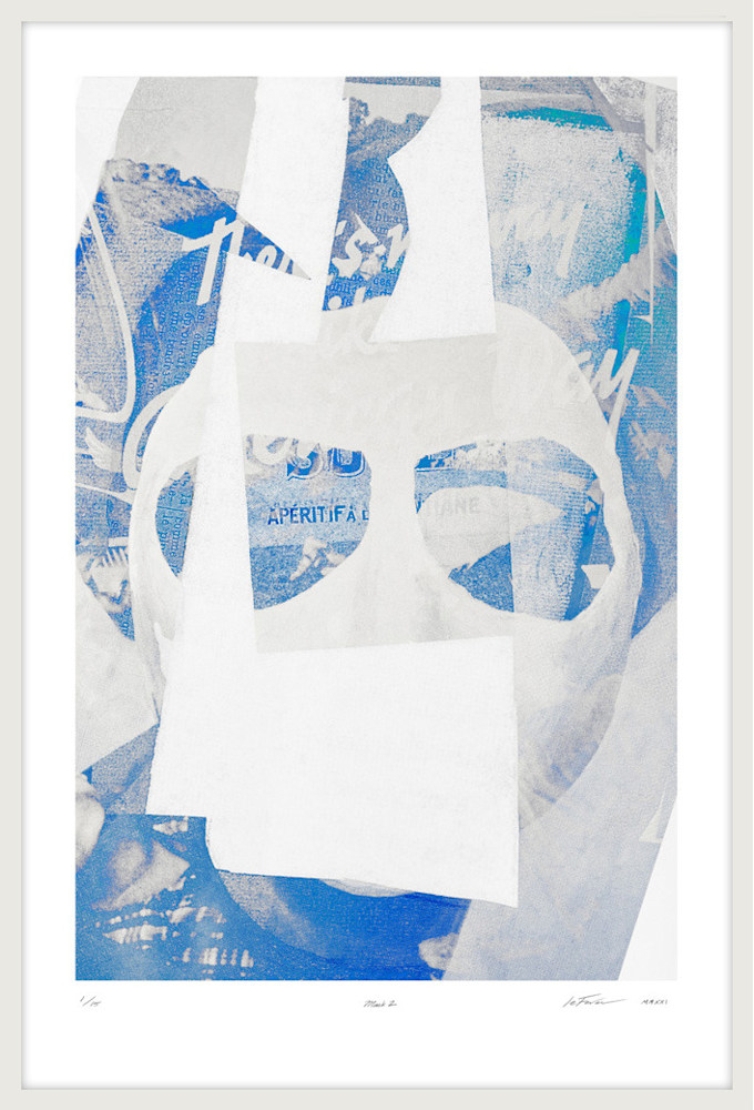 (Limited Edition) Mask2 white no mat