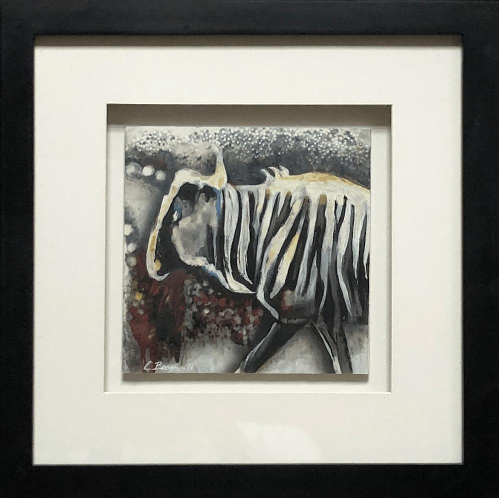 study for wildebeest no 2 1880