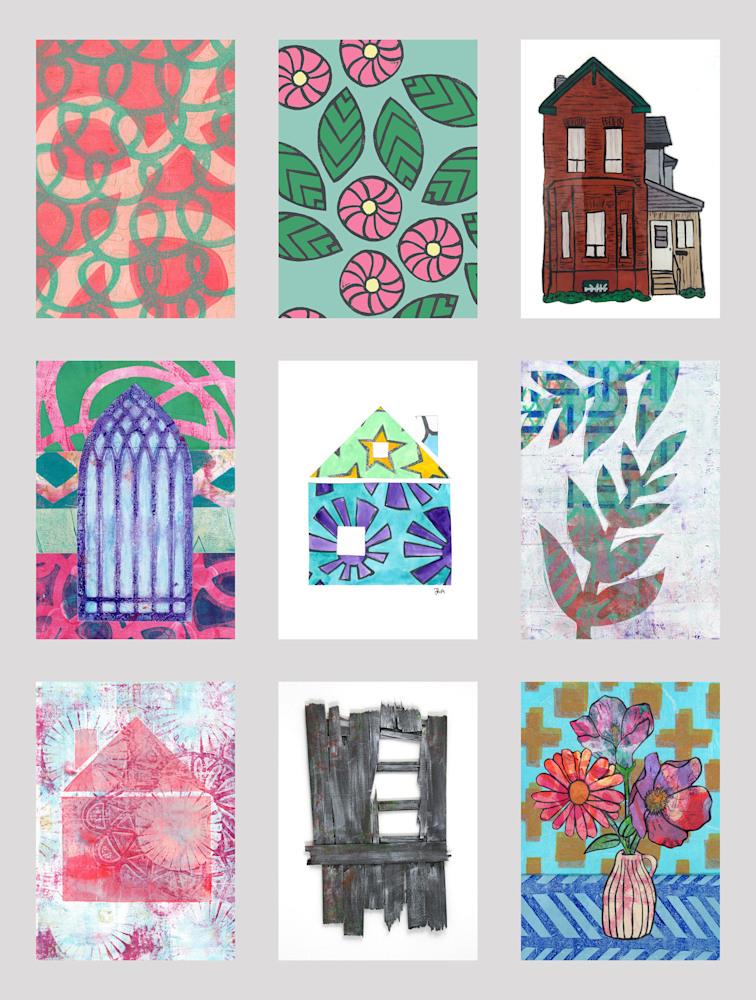 Postcards Assortment