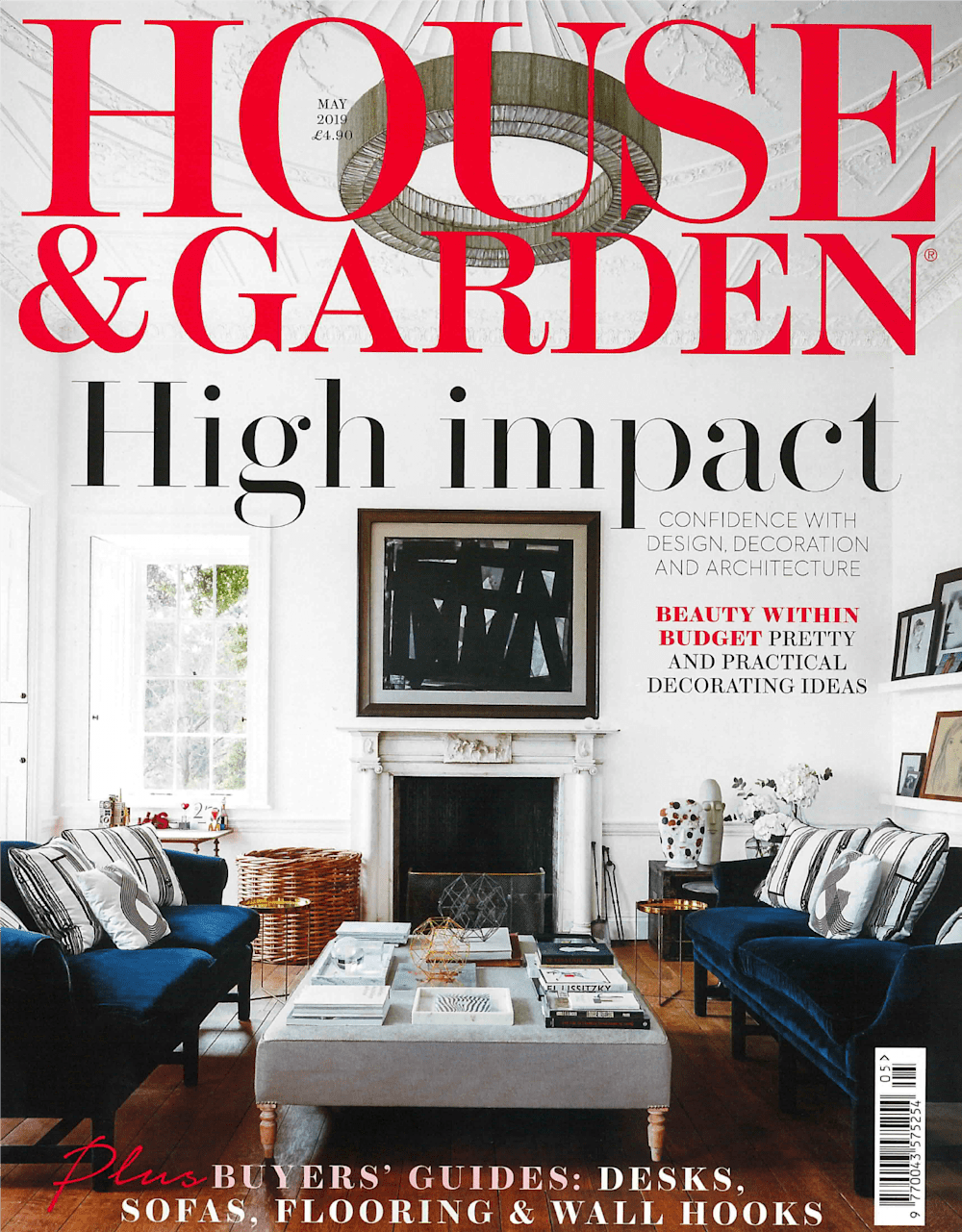 House & Garden Magazine (cover)