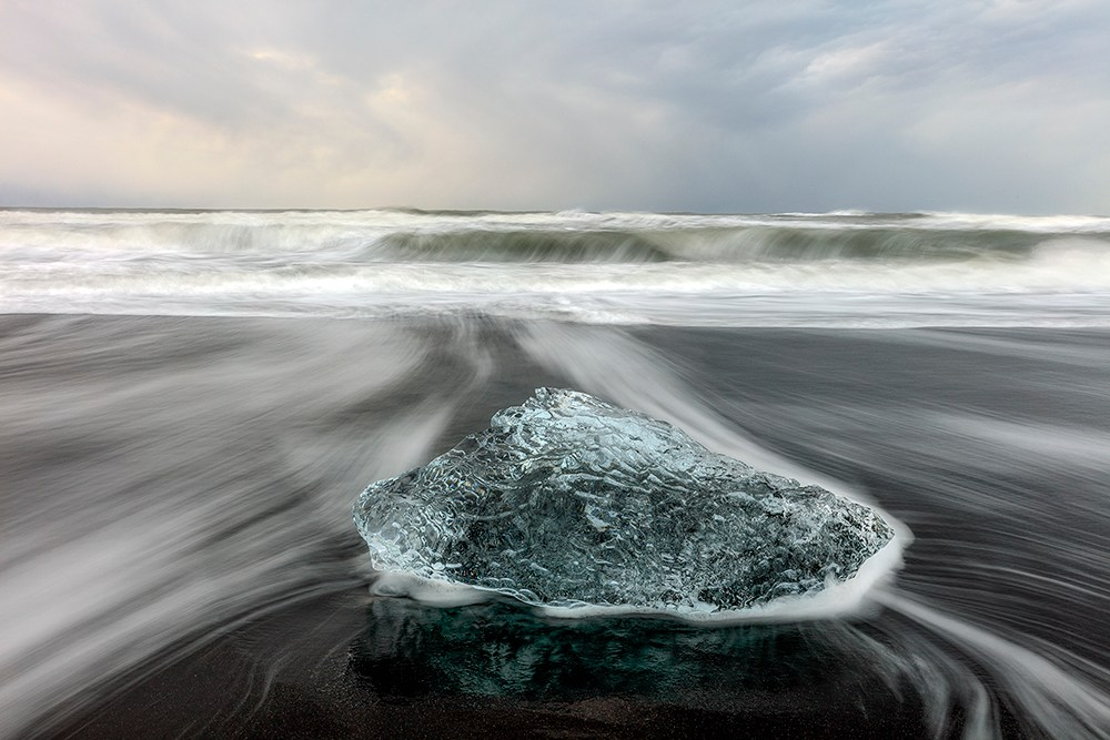 Diamond Beach Iceland | Robbie George Photography