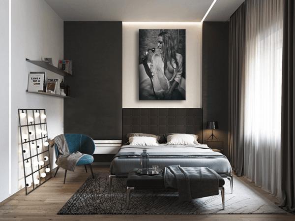 Spiksplinternieuw A-Galleria - Zwart wit kunst foto's I Online kunstgallerij / Kunst IH-31