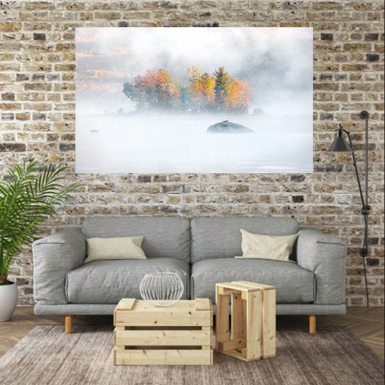 Thom Schoeller Fine art prints mounted to gatorboard