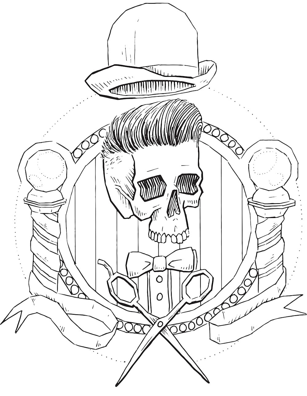 Coloring pages for boys. Print for free, 100 images | 1290x1000