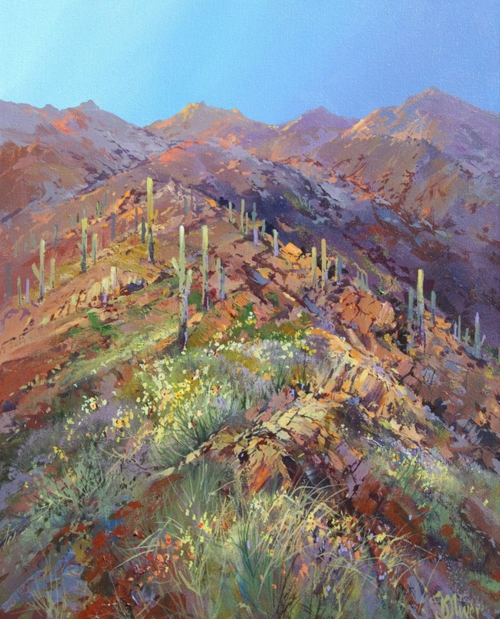 Vacation Hideaway | Southwest Art Gallery Tuson | Howard Carr