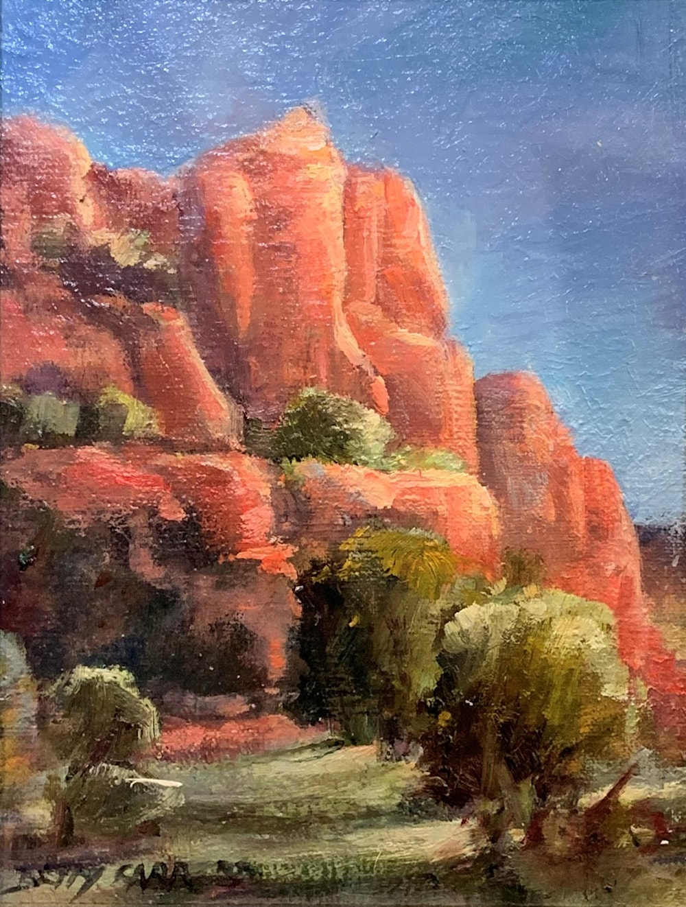 Arizona Skies | Southwest Art Gallery Tucson