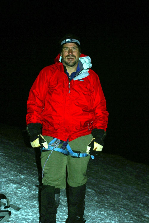 Summit of Mont Blanc - September 2003