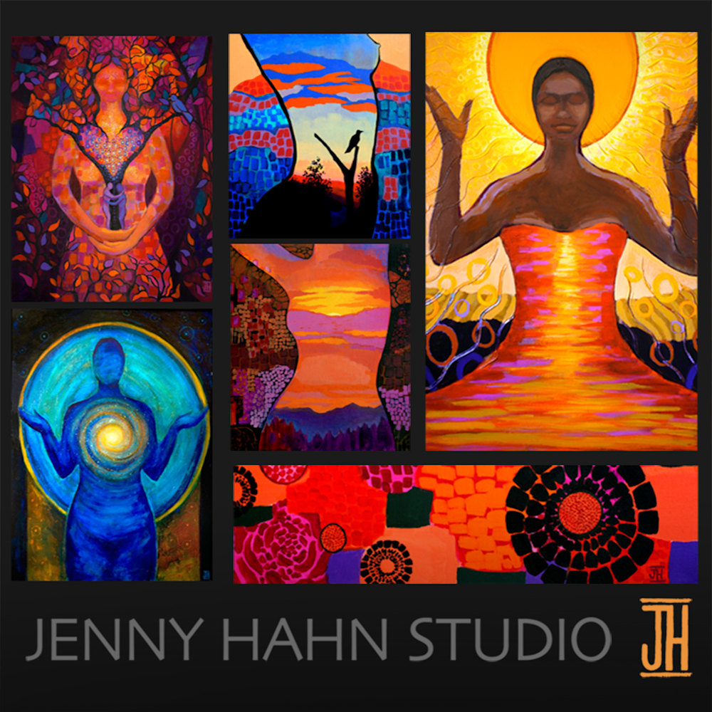 Art of the Divine Feminine, by Jenny Hahn