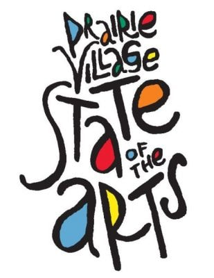Prairie Village State of the Arts logo