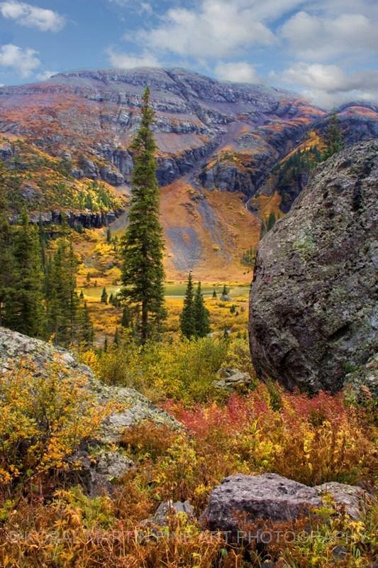 Ice Lakes Trail Colorado