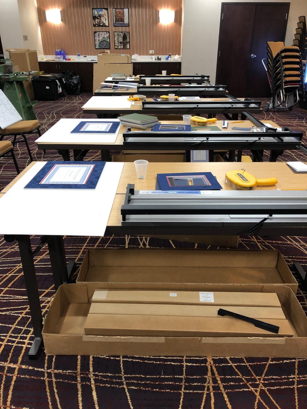 Custom Picture Framing Workshop