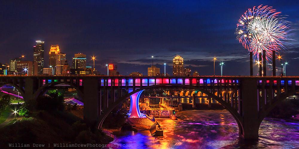 Minneapolis Minnesota - City Art Gallery | William Drew Photography