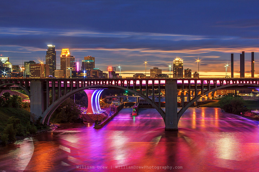 Pride Week Minneapolis - MPLS Skyline Photos | William Drew Photography