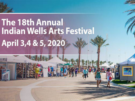 Indian Wells Arts Festival - April 2015