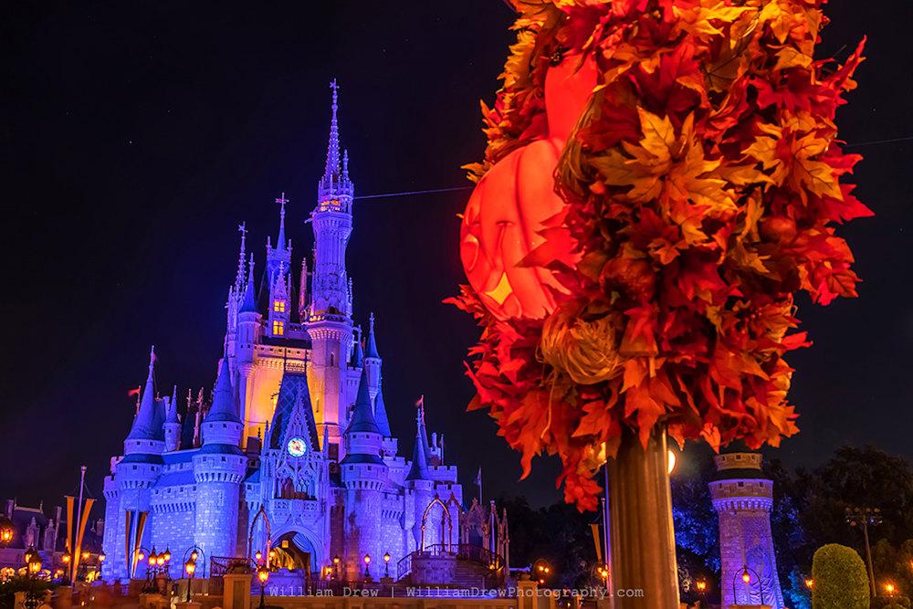 Magic Kingdom Halloween 2 - MNSSHP Photos | William Drew Photography