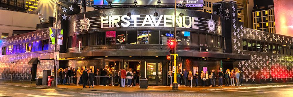First Avenue 2 - Minneapolis City Photos   William Drew Photography