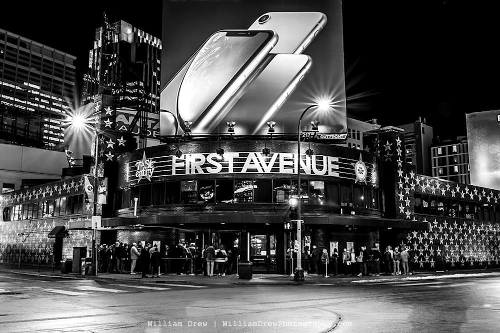First Avenue 4 - Minneapolis Cityscape Art   William Drew Photography