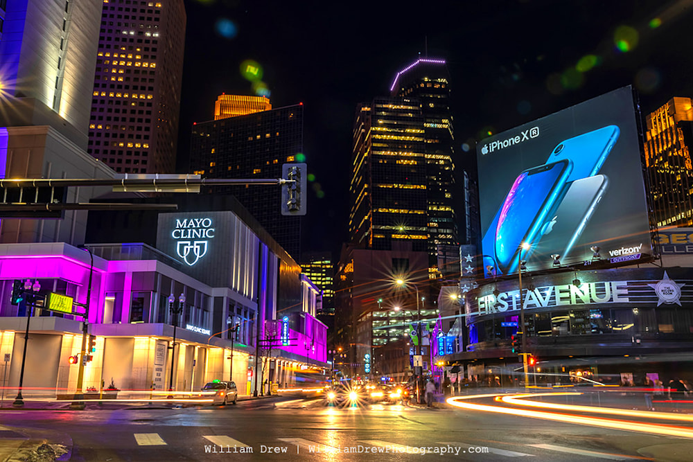 First Avenue Minneapolis - Minneapolis Wall Art   William Drew Photography