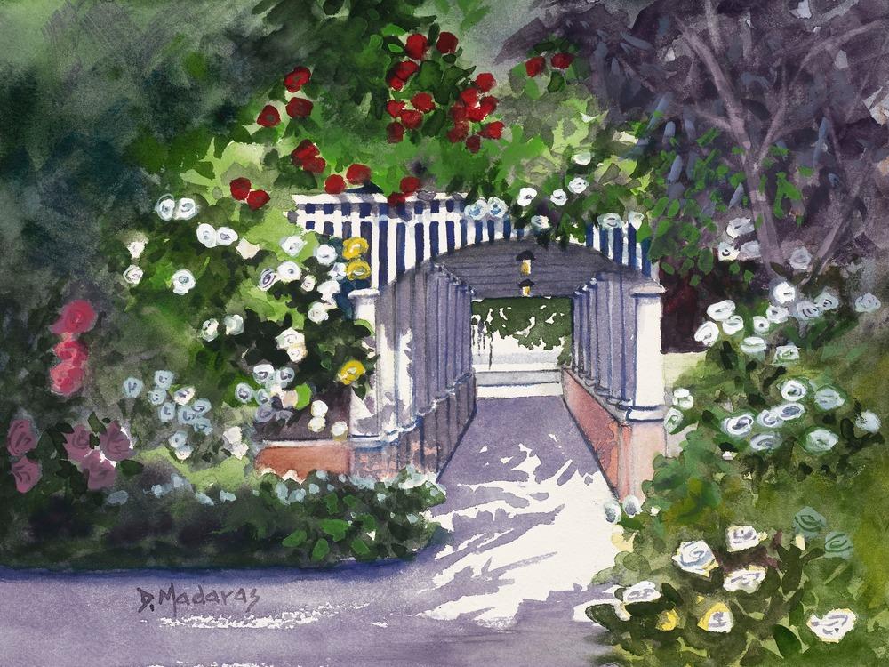 Willow Springs Breezeway