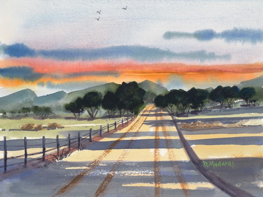 San Raphael Valley