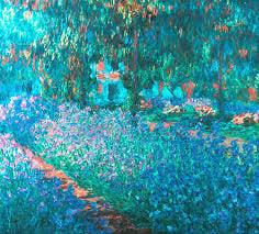 Claude Monet impressionism painting