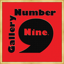 Gallery Number Nine logo