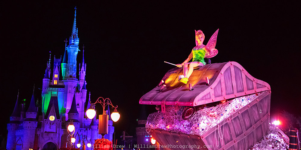 Boo To You Tinkerbell - MNSSHP Photos | William Drew Photography