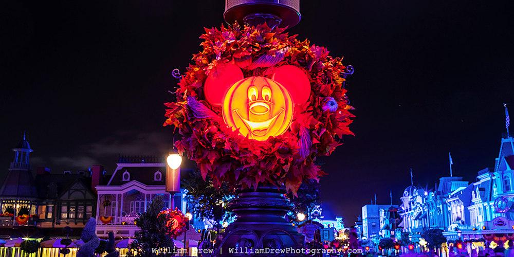 Halloween at Disney World - MNSSHP Photos | William Drew Photography