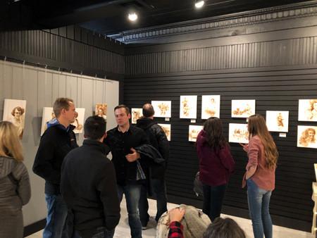 Artist Reception - Common Ground