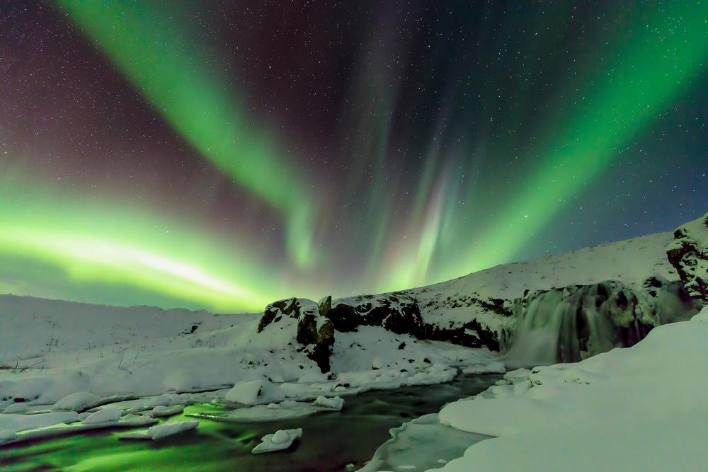 Aurora Borealis Iceland | Robbie George Photography