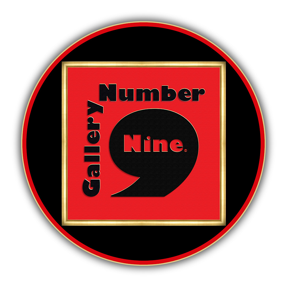Gallery Number Nine round logo