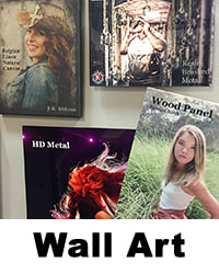 Wall Art button